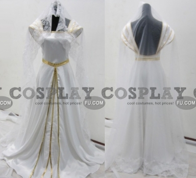 Irisviel Coslay (White Dress) from Fate Zero