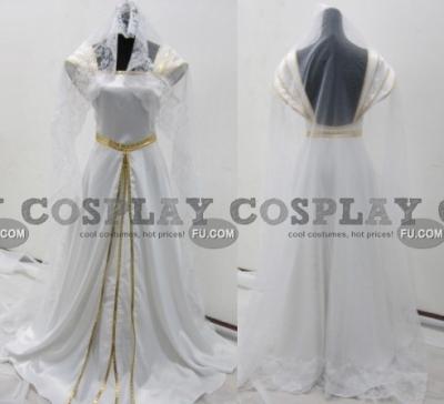 Irisviel Coslay (White Dress) from Fate Zero