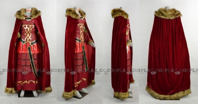 Iskander Cosplay from Fate Zero