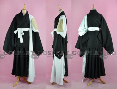 Isshin Cosplay from Bleach