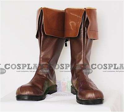 Ivan (Russia) Cosplay Shoes from Axis Powers Hetalia