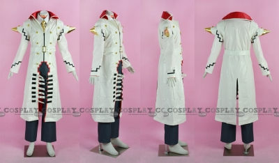 Izanagi no Okami Cosplay from Persona 4