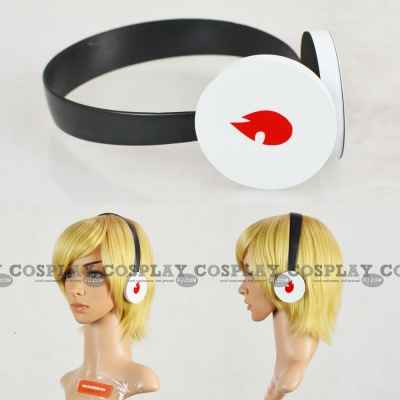 Izayoi Headphone from Mondaiji tachi ga Isekai Kara