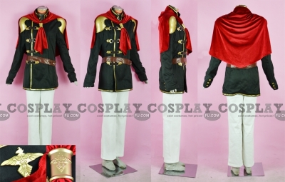 Jack Costume (E137) from Final Fantasy Type 0