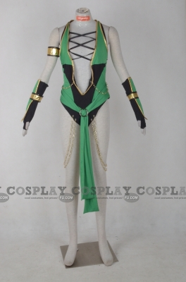 Jade Cosplay from Mortal Kombat