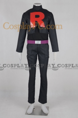 James Cosplay (Black) from Pokemon