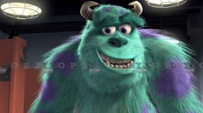 James P Cosplay from Monsters University