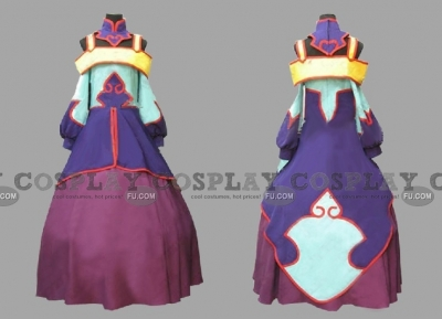 Jiang Lihua Cosplay from Code Geass