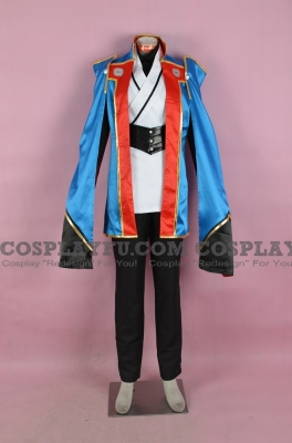 Jin Cosplay from BlazBlue
