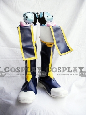 Jin Shoes (A606) from BlazBlue