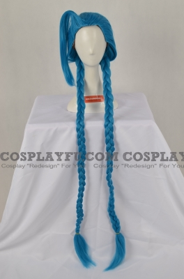 Jinx Wig from League of Legends