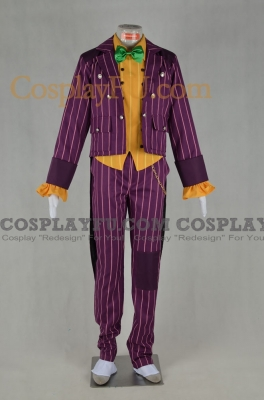 Joker Cosplay from Batman Arkham City