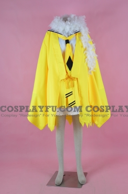 Jolteon Cosplay (Human) from Pokemon