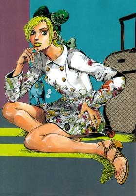 Jolyne Cosplay (Dress) from JoJos Bizarre Adventure