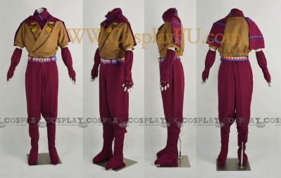 Joseph Cosplay from JoJos Bizarre Adventure