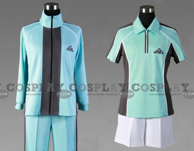 Josei Shonan Uniform from Prince of Tennis