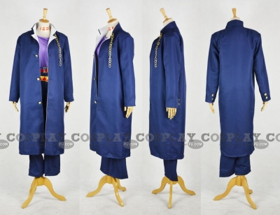 Jotaro Costume from JoJos Bizarre Adventure