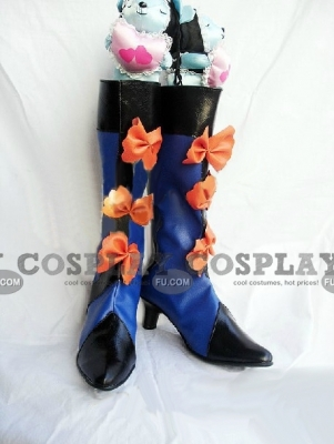 Judith Shoes (A568) from Tales of Vesperia