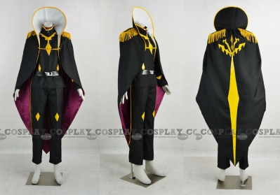 Julius Cosplay from Code Geass
