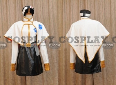 Yurika Cosplay from Martian Successor Nadesico