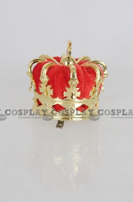 Junko Crown from Danganronpa