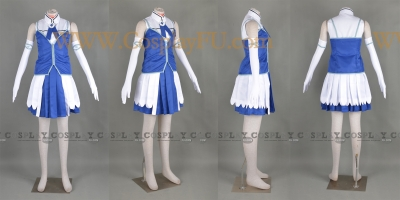 Juvia Costume from Fairy Tail
