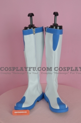 Juvia Shoes (C047) from Fairy Tail