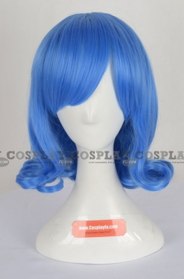 Juvia Wig (Curly) from Fairy Tail