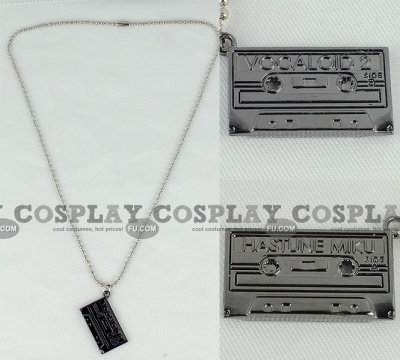 Tape Necklace from Vocaloid