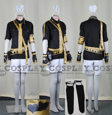 Kagamine Cosplay (Love Competition) from Vocaloid