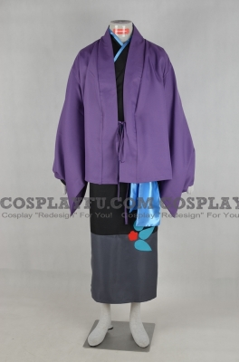 Kagerou Cosplay (Kimono) from Inu x Boku SS