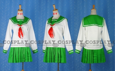 Kagome Cosplay (Stock) from Inuyasha
