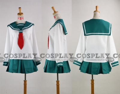 Kagome Cosplay from Inuyasha
