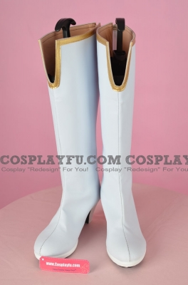 Kagura Shoes from Fairy Tail