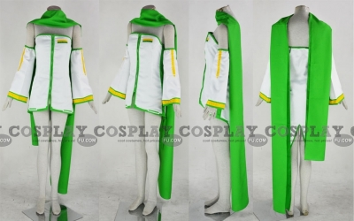 Kaiko Cosplay (Green) from Vocaloid