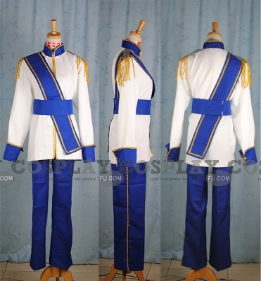 Kaito Cosplay (Cendrillon Version) from Vocaloid