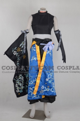 Kaito Cosplay (Fleeting Moon Flower) from Vocaloid