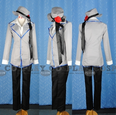 Kaito Cosplay (Imitation Black) from Vocaloid