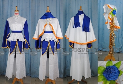 Kaito Cosplay (Pane Dhiria) from Vocaloid