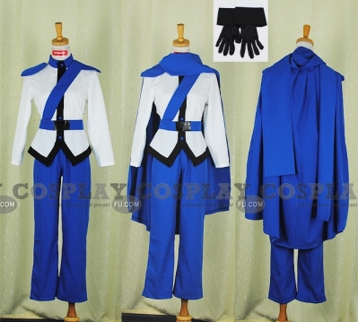 Kaito Cosplay (Prince) from Vocaloid