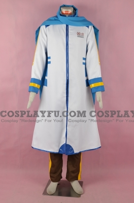 Kaito Cosplay (Blue) from Vocaloid