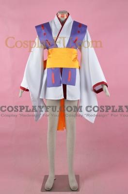 Kaitou Jeanne Cosplay from Kamikaze Kaitou Jeanne