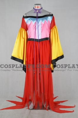Kakyuu Cosplay from Sailor Moon Sailor Stars