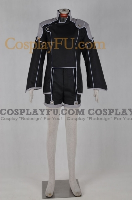 Kallen Cosplay (Black) from Code Geass