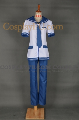 Kaname Cosplay from Nagi no Asukara