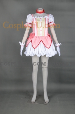 Kaname Cosplay from Puella Magi Madoka Magica