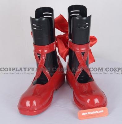Kaname Shoes (B196) from Puella Magi Madoka Magica