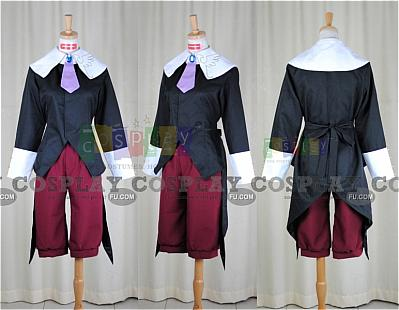 Kanon Cosplay from Umineko no Naku Koro ni