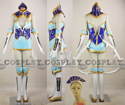 Blue Rose Cosplay (2nd Version) from Tiger and Bunny