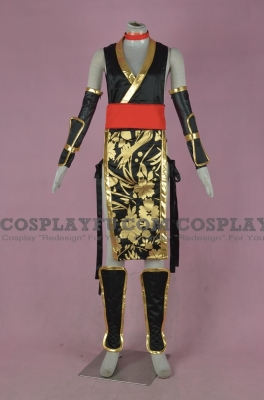 Kasumi Costume (F97) from Dead or Alive